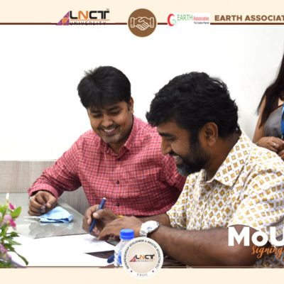 MoU with Earth Associates (2)