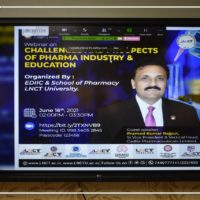 National Seminar on Challenges & Prospects of Pharma Industry & Education (3)
