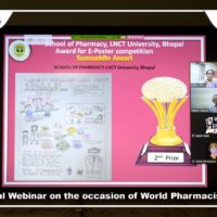 National Webinar on the occasion of World Pharmacists Day10