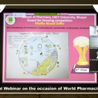 National Webinar on the occasion of World Pharmacists Day11