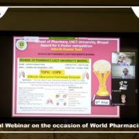 National Webinar on the occasion of World Pharmacists Day12