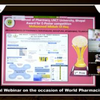 National Webinar on the occasion of World Pharmacists Day13
