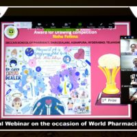 National Webinar on the occasion of World Pharmacists Day14