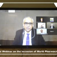 National Webinar on the occasion of World Pharmacists Day2