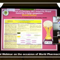 National Webinar on the occasion of World Pharmacists Day8