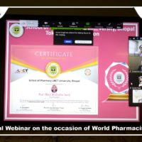 National Webinar on the occasion of World Pharmacists Day9