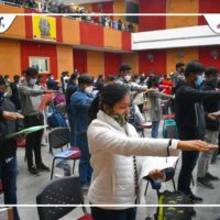 Orientation Programm and Oath Taking Ceremony for newly admitted first-year MBBS students