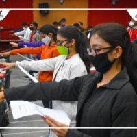 Orientation Programm and Oath Taking Ceremony for newly admitted first-year MBBS students (4)