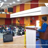 Orientation Programm and Oath Taking Ceremony for newly admitted first-year MBBS students (8)