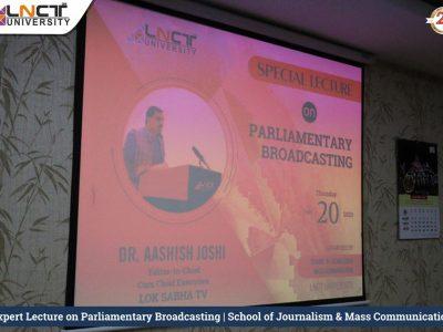 Parliamentary Broadcasting