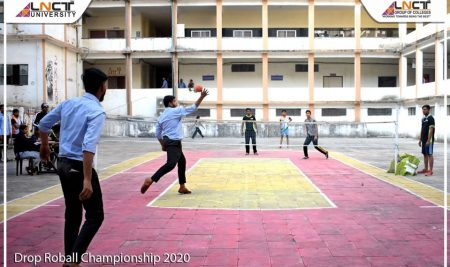 Inter College Drop Roball Championship 2020