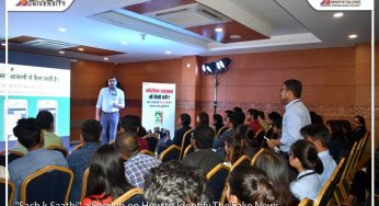 Sach Ke Sathi An Interactive Session on How To Identify The Fake News