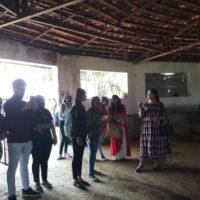 School of Architecture organised site visit to Resort at Bilkishganj (3)