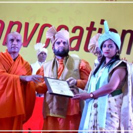 The first convocation of the LNCT University (2)