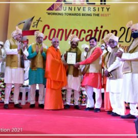 The first convocation of the LNCT University (4)