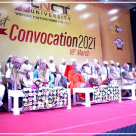 The first convocation of the LNCT University (7)