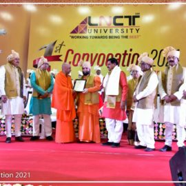 The first convocation of the LNCT University (8)