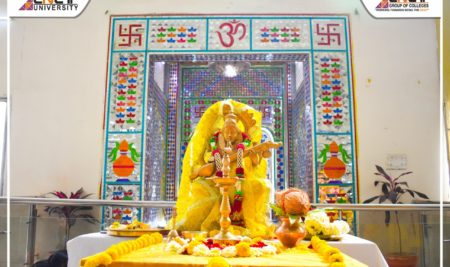 Saraswati puja and Vasant Panchami Celebration 2021