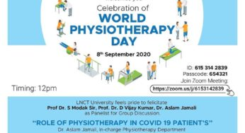 Webinar and Panel Discussion on the Occasion of World Physiotherapy Day