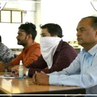 Workshop on Language of Visual Communication (2)