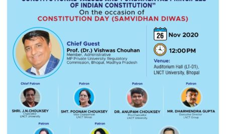 National Seminar on Constitutional Values & Fundamental Principles of Indian Constitution